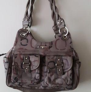 COPY - Rosetti Triple compartment shoulder bag
